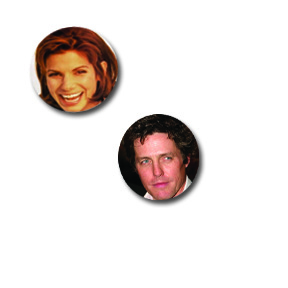 Sandra and Hugh Tokens