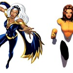 Super Heroine Smackdown Semi Final 2: Storm vs Kitty Pryde