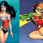 Super Heroine Smackdown Semi- Final 1 : Robin Versus Wond…