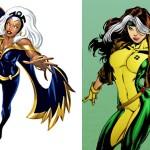 Super Heroine Smackdown Week 3: Rogue vs Storm