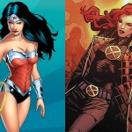 Super Heroine Smackdown- Week 2: Wonder Woman vs. Jean Grey