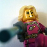 Sally Jenkins, Space Police Special Corp Major